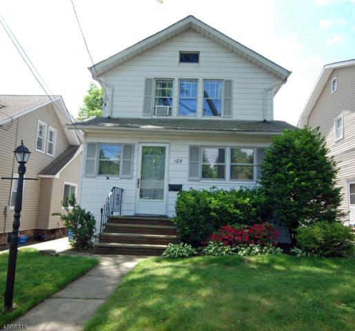 105 New St, Nutley Twp., NJ 07110 (MLS #3473285) :: Pina Nazario