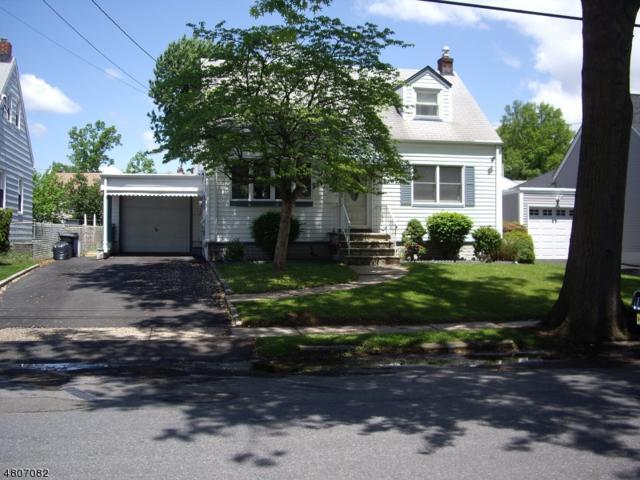 2583 Hamilton Ter, Union Twp., NJ 07083 (#3473431) :: Daunno Realty Services, LLC