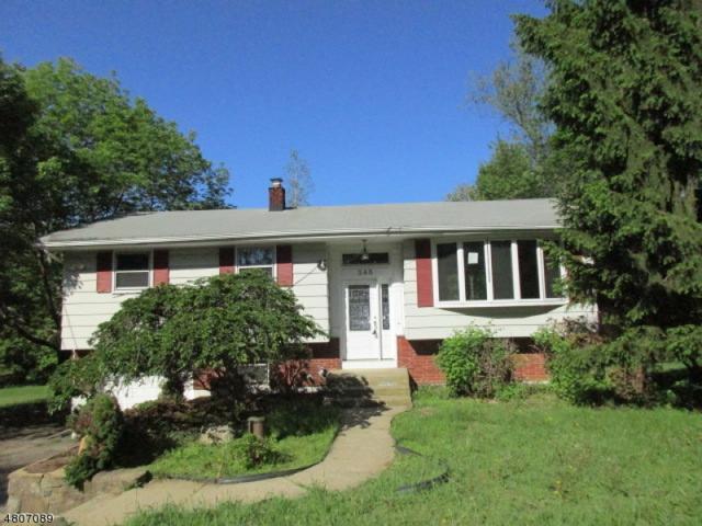345 Drakestown Rd, Washington Twp., NJ 07853 (MLS #3473450) :: The Sue Adler Team