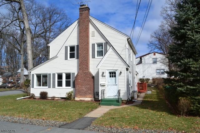 64 Dixon Ave, Boonton Town, NJ 07005 (MLS #3473581) :: RE/MAX First Choice Realtors