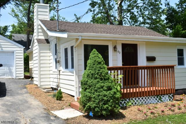 49 Mohawk Ave, Parsippany-Troy Hills Twp., NJ 07034 (MLS #3473959) :: RE/MAX First Choice Realtors