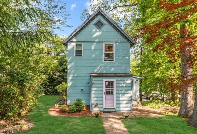 20 Force Pl, Parsippany-Troy Hills Twp., NJ 07878 (MLS #3474118) :: The Dekanski Home Selling Team