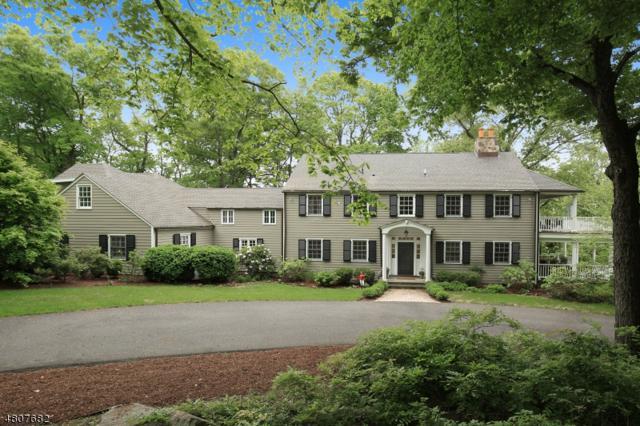 303 Hardscrabble Road, Bernardsville Boro, NJ 07924 (MLS #3474423) :: SR Real Estate Group