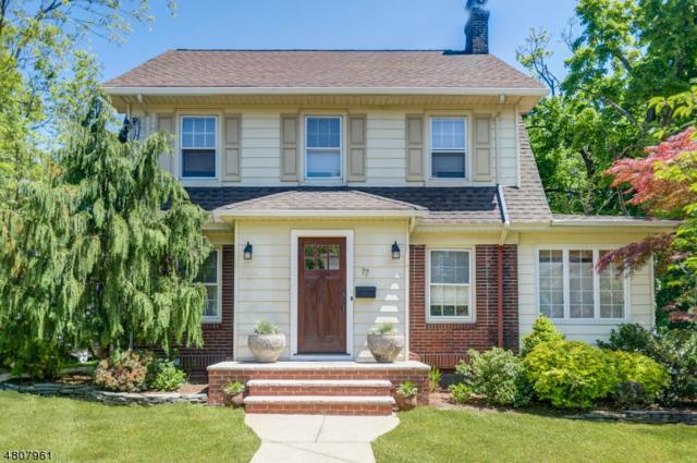 17 Collinwood Rd, Maplewood Twp., NJ 07040 (MLS #3474519) :: William Raveis Baer & McIntosh