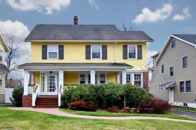 516 Wyoming Ave, Millburn Twp., NJ 07041 (MLS #3474798) :: Coldwell Banker Residential Brokerage