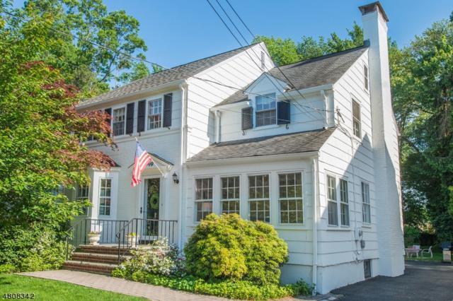 50 Meadowbrook Rd, Millburn Twp., NJ 07078 (MLS #3474848) :: William Raveis Baer & McIntosh