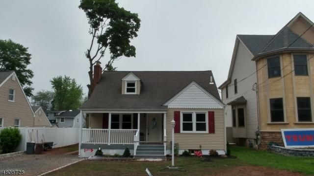 210 N 21St St, Kenilworth Boro, NJ 07033 (MLS #3474873) :: The Dekanski Home Selling Team