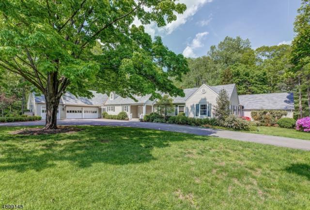 27 Long Hill Road, Harding Twp., NJ 07976 (MLS #3475326) :: SR Real Estate Group