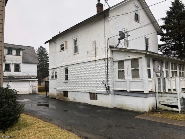 175 Main St, Newton Town, NJ 07860 (MLS #3475543) :: William Raveis Baer & McIntosh