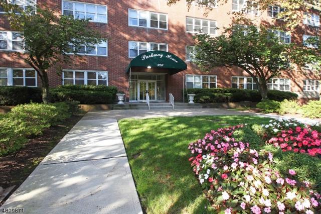 926 Bloomfield Ave 4H, Glen Ridge Boro Twp., NJ 07028 (MLS #3476453) :: The Sue Adler Team