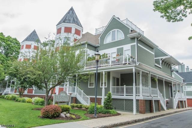 13 Franklin Pl 7C 7C, Morristown Town, NJ 07960 (MLS #3476890) :: SR Real Estate Group