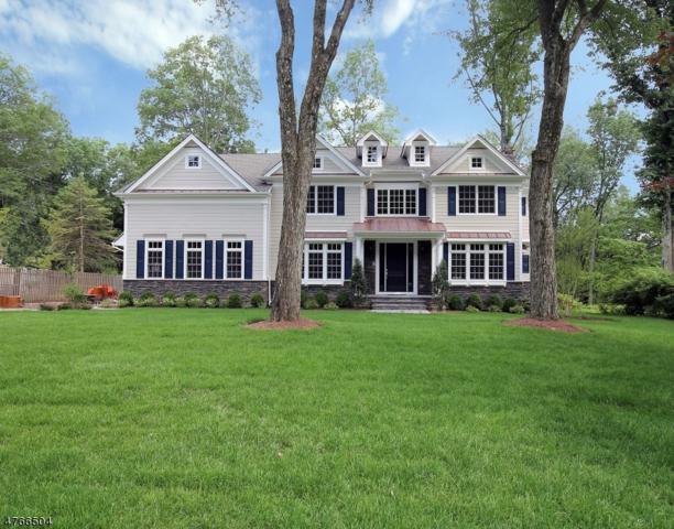 111 Long View Ave, Chatham Twp., NJ 07928 (MLS #3477062) :: William Raveis Baer & McIntosh