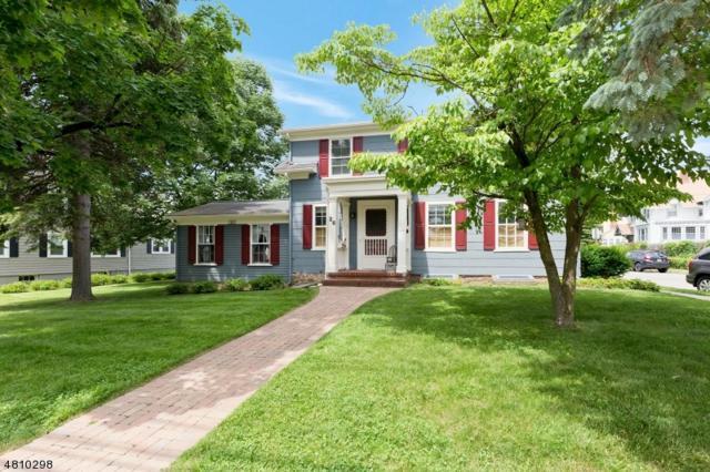 26 Mills St, Morristown Town, NJ 07960 (MLS #3477422) :: SR Real Estate Group