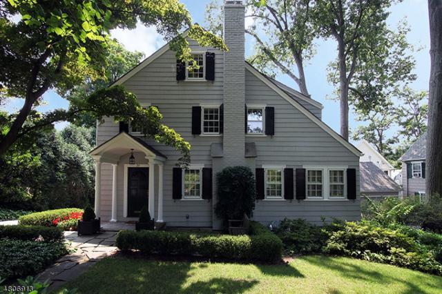 24 Ridge Terrace, Millburn Twp., NJ 07078 (MLS #3477441) :: William Raveis Baer & McIntosh