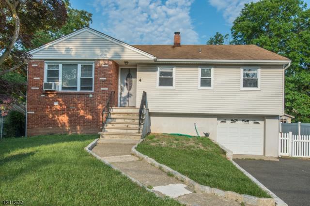 4 Washington Ave, Parsippany-Troy Hills Twp., NJ 07034 (#3478247) :: Daunno Realty Services, LLC
