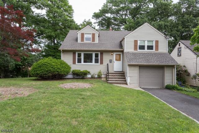 11 Gary Rd, Summit City, NJ 07901 (MLS #3478253) :: SR Real Estate Group