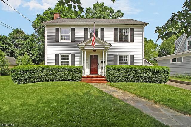 26 Olmstead Rd, Morristown Town, NJ 07960 (MLS #3478257) :: SR Real Estate Group