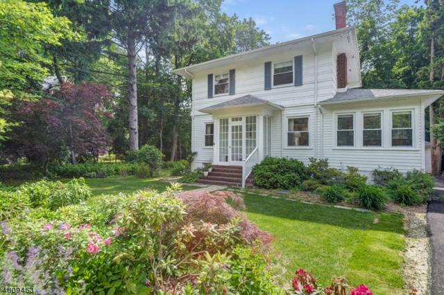 17 Academy Rd, Madison Boro, NJ 07940 (MLS #3478382) :: SR Real Estate Group