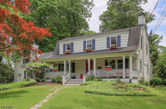 24 Tanglewood Ln, Mountainside Boro, NJ 07092 (MLS #3478458) :: The Dekanski Home Selling Team
