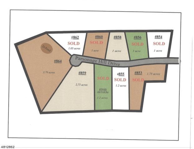 0 Parsonage Hill Drive, Branchburg Twp., NJ 08876 (MLS #3478777) :: SR Real Estate Group