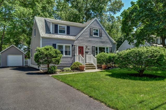 34 Shady Ln, Fanwood Boro, NJ 07023 (MLS #3479405) :: The Dekanski Home Selling Team