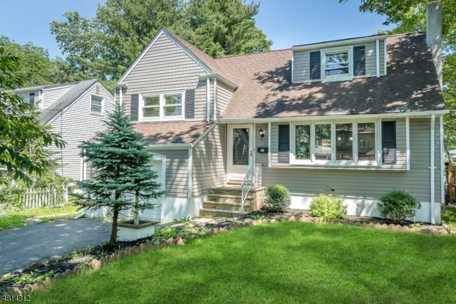 221 Rudolph Ave, Rahway City, NJ 07065 (MLS #3480200) :: The Dekanski Home Selling Team