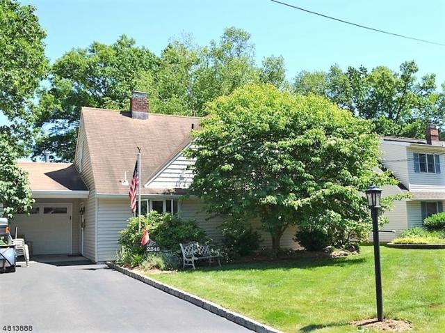 2348 Belvedere Dr, Scotch Plains Twp., NJ 07076 (MLS #3480329) :: The Dekanski Home Selling Team