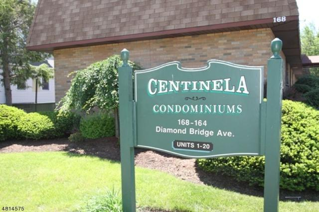 168 Diamond Bridge Av Unit 3, Hawthorne Boro, NJ 07506 (MLS #3480443) :: William Raveis Baer & McIntosh