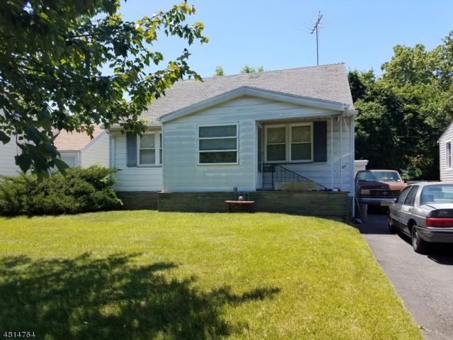 37 Columbia Ave, Kenilworth Boro, NJ 07033 (MLS #3480745) :: The Dekanski Home Selling Team