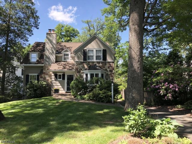 15 Inwood Rd, Millburn Twp., NJ 07078 (MLS #3481069) :: William Raveis Baer & McIntosh