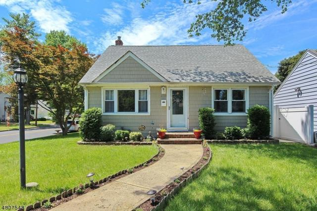 1725 Mountain Ave, Scotch Plains Twp., NJ 07076 (MLS #3481331) :: The Dekanski Home Selling Team