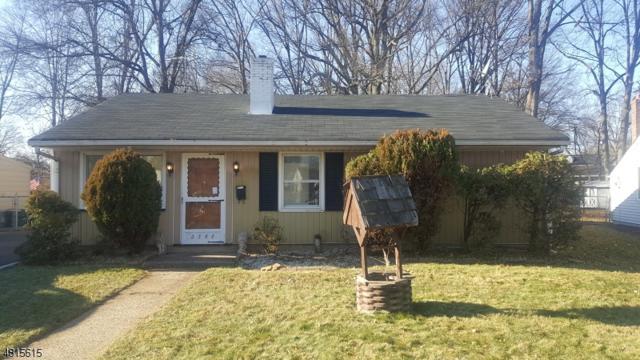 2368 Knapp Dr, Rahway City, NJ 07065 (MLS #3481375) :: The Dekanski Home Selling Team
