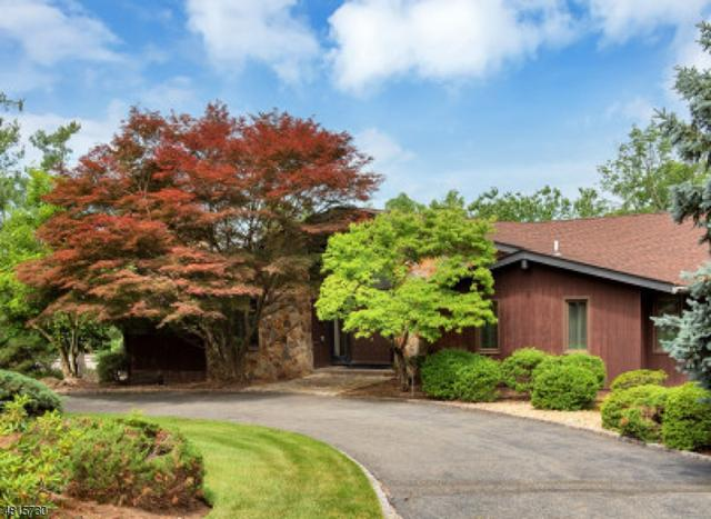 4 Notch Hill Dr, Livingston Twp., NJ 07039 (MLS #3481476) :: William Raveis Baer & McIntosh