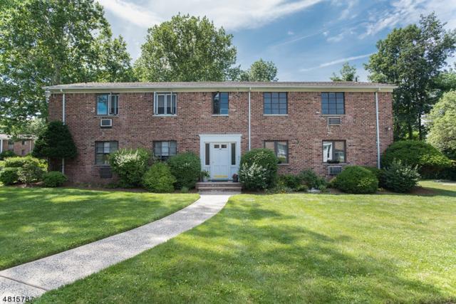 107 Troy Dr Bldg 15, Springfield Twp., NJ 07081 (MLS #3481581) :: The Dekanski Home Selling Team