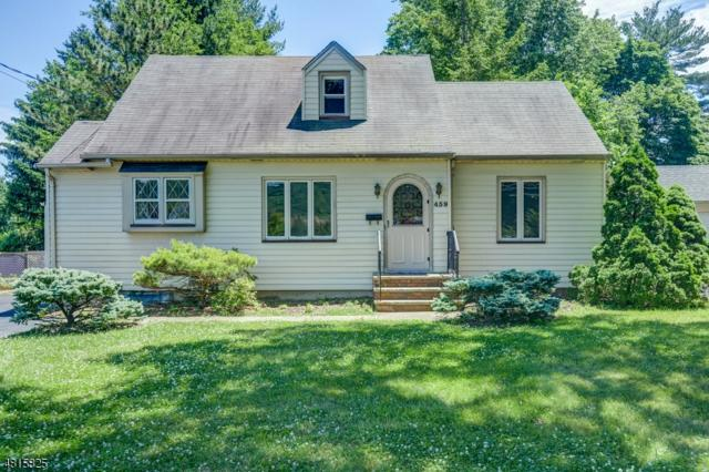 459 Mountain Ave, Springfield Twp., NJ 07081 (MLS #3481620) :: The Dekanski Home Selling Team