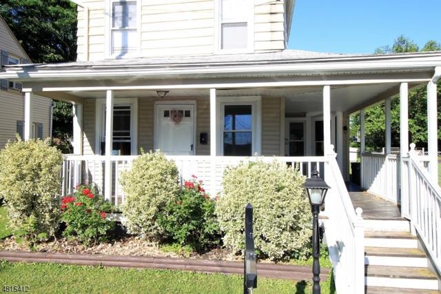 129 Frace St., Phillipsburg Town, NJ 08865 (MLS #3481986) :: SR Real Estate Group