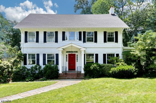58 Euclid Ave, Maplewood Twp., NJ 07040 (MLS #3482387) :: William Raveis Baer & McIntosh