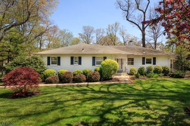 101 Old Hollow Rd, Millburn Twp., NJ 07078 (MLS #3483936) :: William Raveis Baer & McIntosh