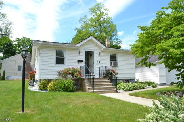 15 Hoffman Ave, Parsippany-Troy Hills Twp., NJ 07034 (#3484121) :: Daunno Realty Services, LLC