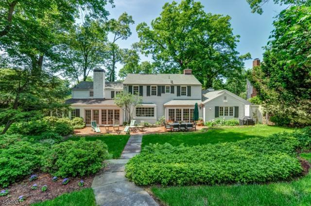18 Colonial Way, Millburn Twp., NJ 07078 (MLS #3484414) :: SR Real Estate Group