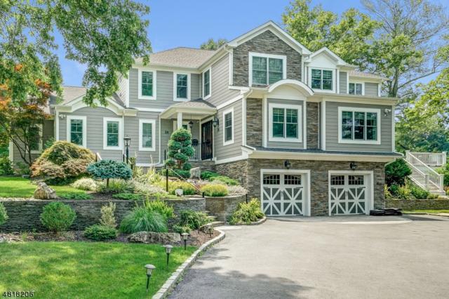 26 Morningside Dr, Livingston Twp., NJ 07039 (MLS #3485197) :: William Raveis Baer & McIntosh