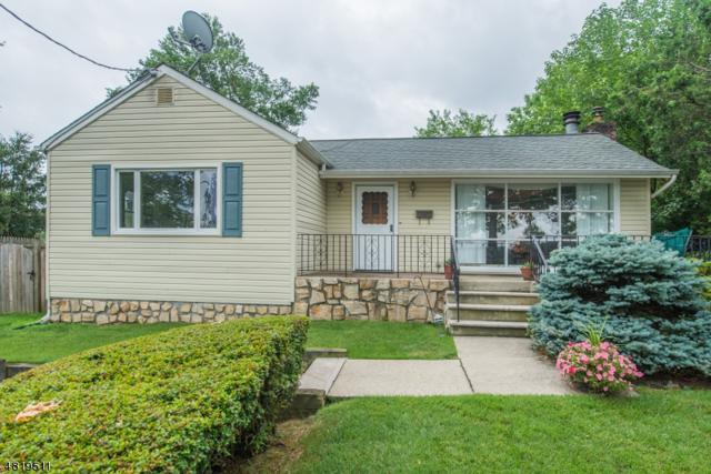 59 Dacotah Ave, Parsippany-Troy Hills Twp., NJ 07034 (#3485450) :: Daunno Realty Services, LLC