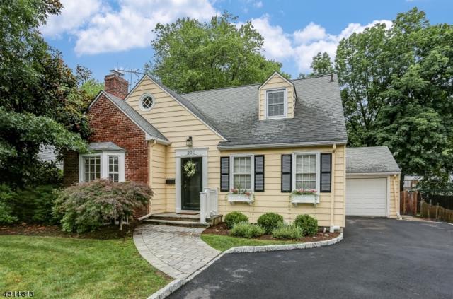 230 Shunpike Rd, Chatham Twp., NJ 07928 (MLS #3485548) :: The Sue Adler Team