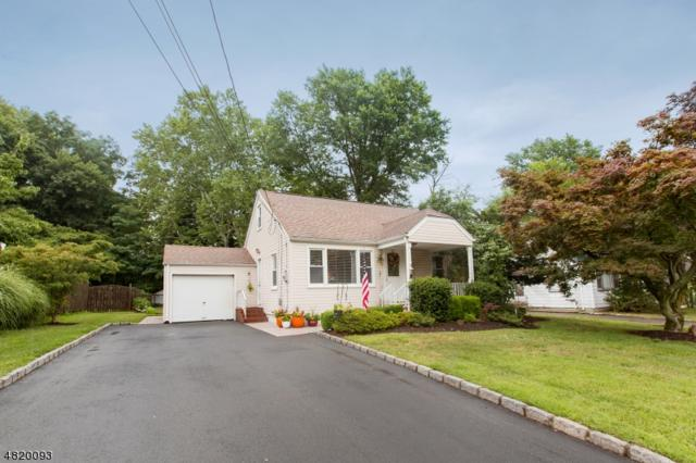 6 Dale Dr, Fairfield Twp., NJ 07004 (MLS #3485556) :: William Raveis Baer & McIntosh