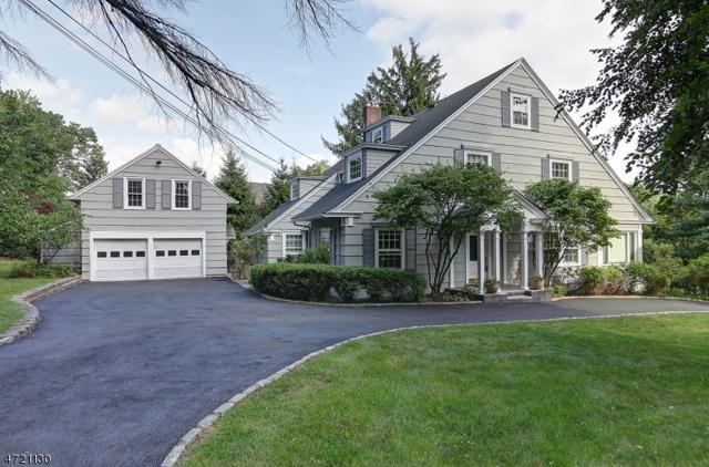 39 Hemlock Rd, Millburn Twp., NJ 07078 (MLS #3485608) :: SR Real Estate Group