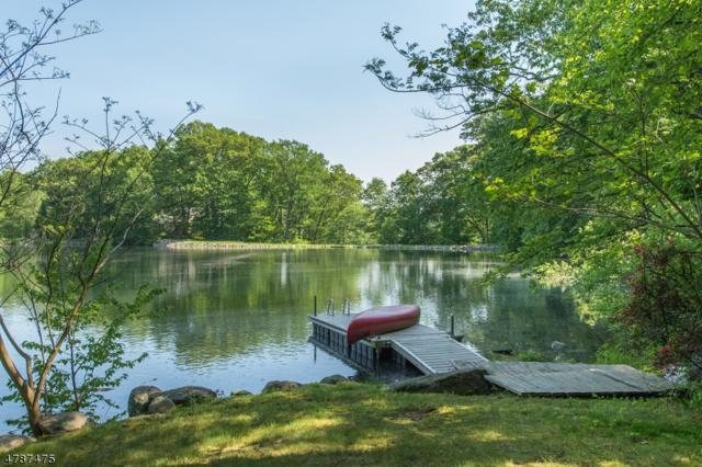34 W Shore Rd, Mountain Lakes Boro, NJ 07046 (MLS #3485841) :: William Raveis Baer & McIntosh