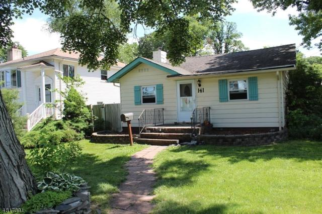141 Lake Shore Dr, Parsippany-Troy Hills Twp., NJ 07034 (#3485932) :: Daunno Realty Services, LLC
