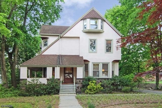 318 Claremont Ave, Montclair Twp., NJ 07042 (MLS #3486068) :: William Raveis Baer & McIntosh