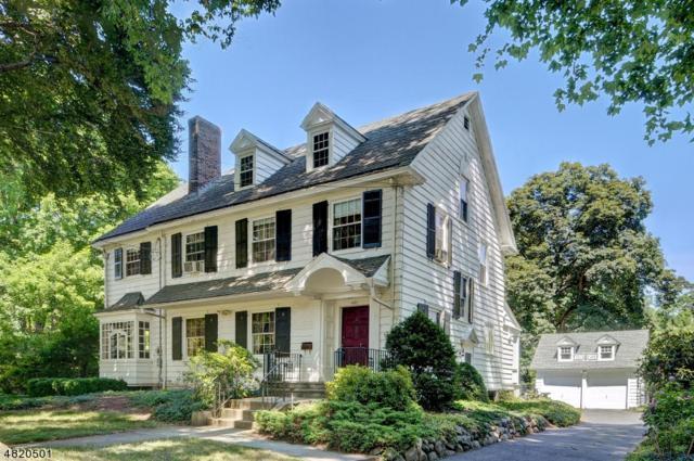 1077 Hillside Avenue, Plainfield City, NJ 07060 (MLS #3486252) :: SR Real Estate Group