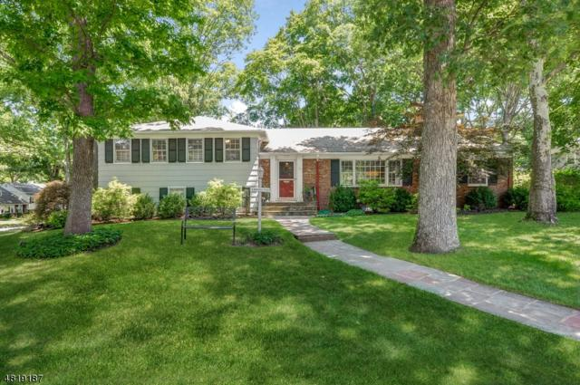 16 Browning Rd, Millburn Twp., NJ 07078 (MLS #3486351) :: William Raveis Baer & McIntosh